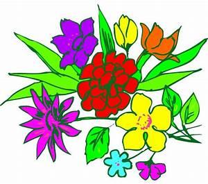 Flower Bouquet Clip Art - ClipArt Best