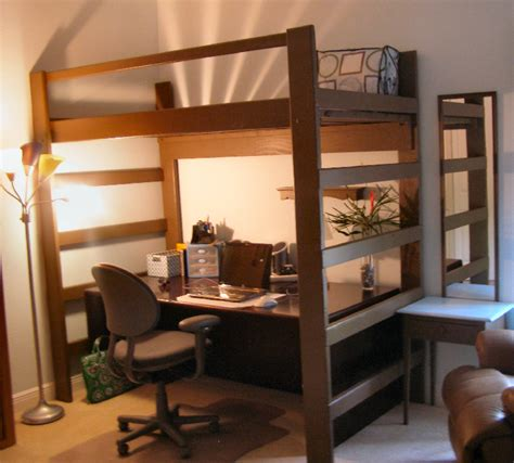 queen size loft bed ikea home design ideas pinterest