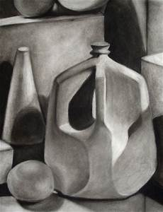 Still Life Black And White Charcoal | www.imgkid.com - The ...