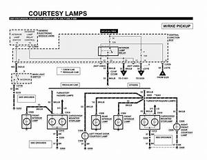 Technical Car Experts Answers Everything You Need  Interior Light Wiring Diagram For 2001 Ford
