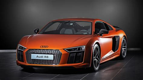 2015 Hplusb Design Audi R8 V10 Wallpaper