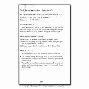 Divine Mercy Cenacle Formation Manual 1