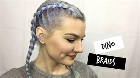 dino braids lovefings youtube