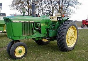 John Deere Jd Model 3010 Gas Tractor For Sale With 3 Point Hitch