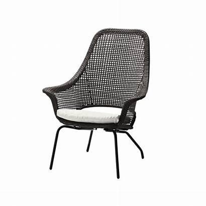 Outdoor Chair Modern Rattan Furniture Stylish Wicker