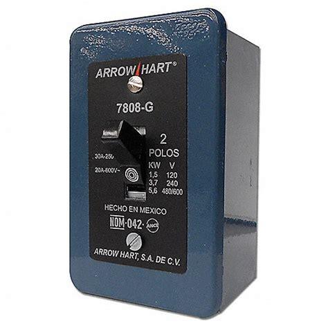 arrow hart interruptor op palanca ca interruptores manuales para motor 6dfm5 7808g