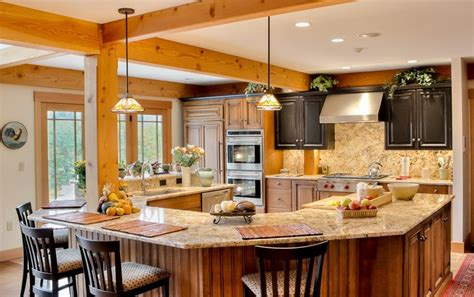 luxury kitchen designs photo gallery 51 amazing luxury traditional kitchens remodels design 9099