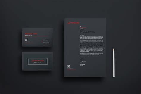 business card  letterhead mockup  psd  mockup