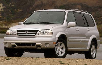 2001 Suzuki Xl 7 by 2001 Suzuki Xl 7 Review