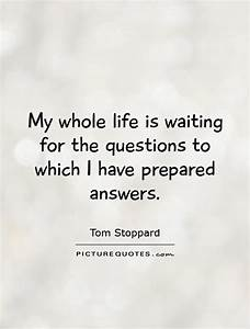 QUESTIONS AND ANSWERS Quotes Like Success
