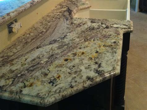 ogee granite edge for the home