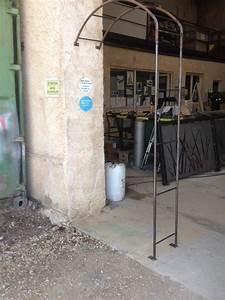 Arche De Jardin En Fer Forgé : arche de jardin en fer forge a martigues fabrique sur ~ Premium-room.com Idées de Décoration