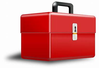 Tool Box Toolbox Vector Metallic Graphic Pixabay