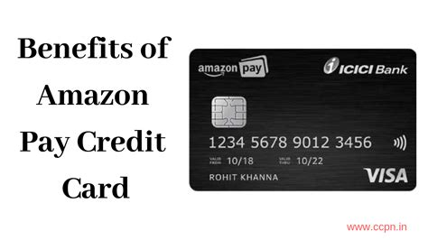 Pay your icici bank credit card bills online using netbanking facility of other bank accounts. What is Amazon Pay ICICI Bank Credit Card? Benefits ...