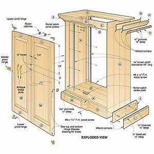 free wood cabinets plans Quick Woodworking Projects