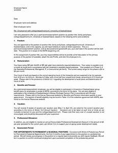 formal job offer letter formal letter template With offer of employment letter template free