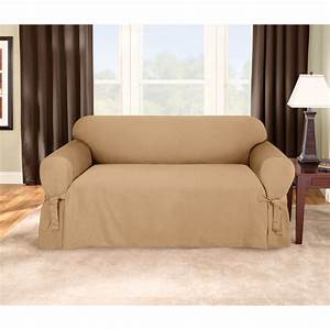 Sure fit logan sofa slipcover walmartcom for Sectional sofa slipcovers walmart