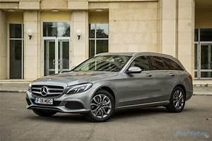 Mercedes Benz Classe C Break : test n rom nia cu mercedes benz c class t modell break 2015 ~ Maxctalentgroup.com Avis de Voitures