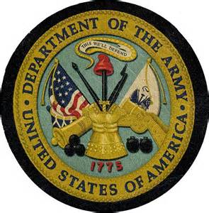 United States Army Insignia Patch