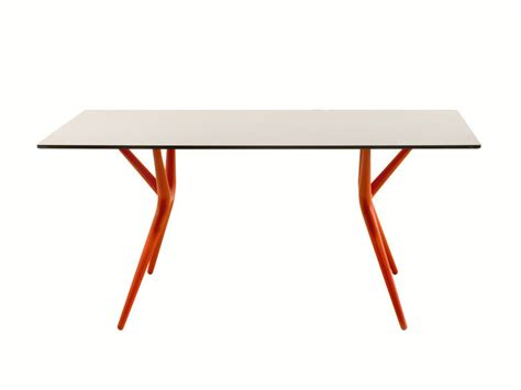 kartell bureau kartell spoon table table de bureau plegable 4508