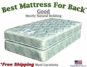 twin xxl good best mattress for back With are pillowtop mattresses good for your back