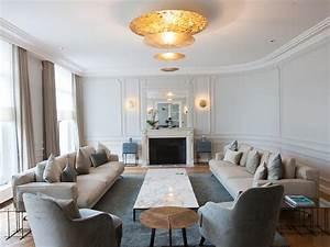 Style Deco Salon : salon haussmannien 10surdix photo n 31 domozoom ~ Zukunftsfamilie.com Idées de Décoration