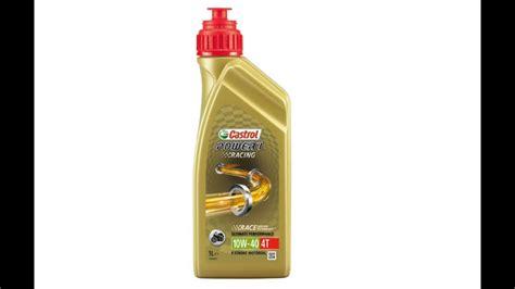 Castrol Power 1 4t 10w-40 1lt Motorcycle Oil