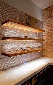 Cents and sensibility how to install a copper penny floor for Kitchen cabinet trends 2018 combined with art deco outside wall lights