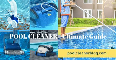 Top 13 Best Pool Cleaners Reviews 2018 & Buying Guide