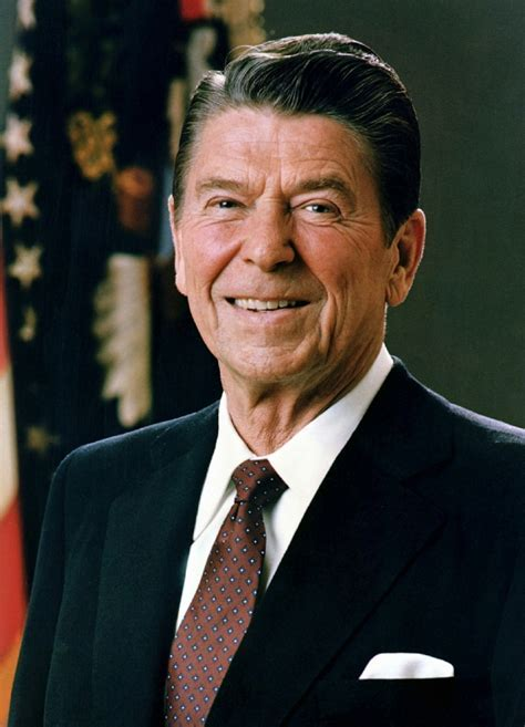 Ronald Reagan the President, biography, facts and quotes