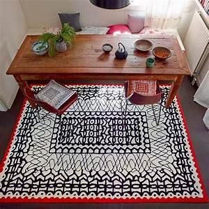 tapis de salon oriental par esprit home With tapis oriental avec canapé anti tache