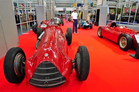 vintage alfa romeo race cars alfa romeo vintage race car editorial image image 13325440
