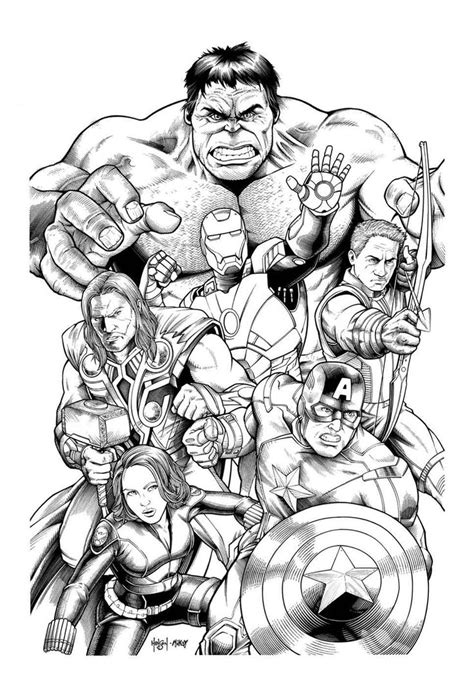 avengers coloring pages for adults 109 best images about kleurplaten on pinterest dovers