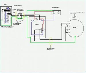 220 Volt Airpressor Pressure Switch Wiring Diagram
