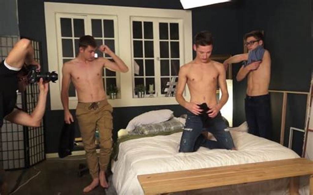 #Video #Go #Behind #The #Scenes #Of #A #Gay #Porn #Shoot