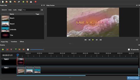 video editing software programs