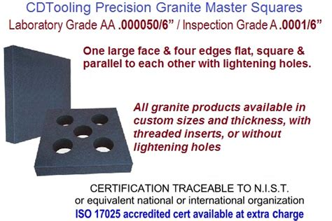 precision granite products cdtooling