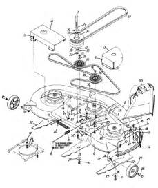 42 mtd engine pulley diagram 42 free engine image for user manual
