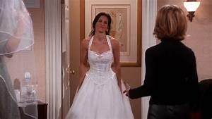 Recap of quotfriendsquot season 7 episode 17 recap guide for Friends wedding dress