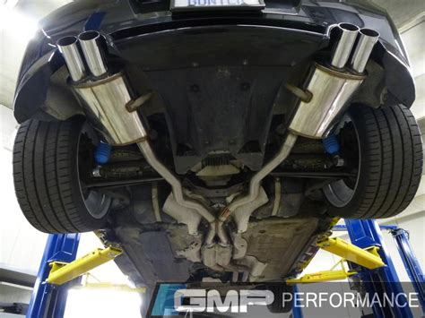 Bmw Z4 M Coupe W/ Ess Supercharger, Supersprint Exhaust