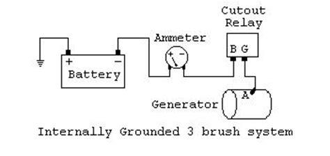 6 Volt Autolite Generator Wiring Diagram by Yesterday S Trucks Third Brush Generators