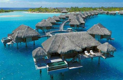World's Best Overwater Bungalows  Fodors Travel Guide