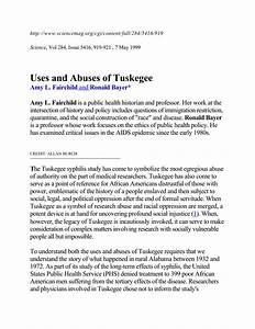 English Essay Sample Tuskegee Experiment Essays Rain In Different Languages Modern Science Essay also Essay On Business Tuskegee Experiment Essay Warriors Dont Cry Essay Tuskegee Syphilis  Thesis For An Analysis Essay