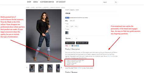 how to write product descriptions to grow sales sles