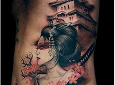 Tattoo Samurai Signification Tattoo Art