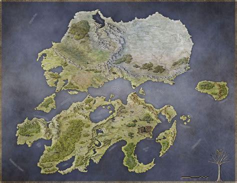 World Map Generator Pathfinder