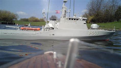 Billing boats - Flyvefisken - scale RC model boat - on ...