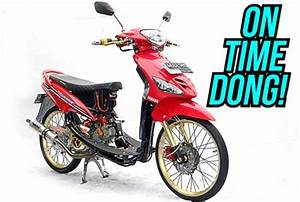 Auto Motor  Modifikasi Yamaha Mio Sporti 2004 On Time Dong