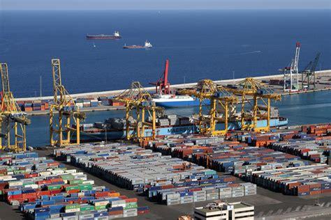 le port de barcelone le port de barcelone