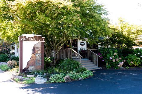 Earthbox Inn Spa San Juan Islands Washington Visitors